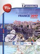 Atlas routier et touristique : France 2017