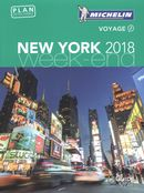 New York 2018 - Guide vert Week-end