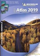 North America Atlas Large Format 2019