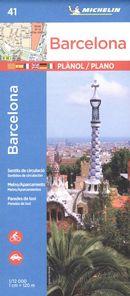 Barcelona 41 - Carte de ville local