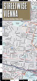 Streetwise Vienna Map