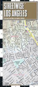 Streetwise Los Angeles Map