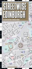 Streetwise Edinburgh Map