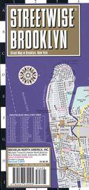 Streetwise Brooklyn Map