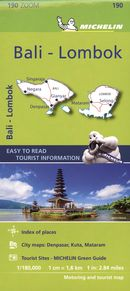Bali-Lombok 190 - Carte zoom