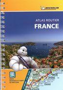 France Mini-Atlas routier 2019