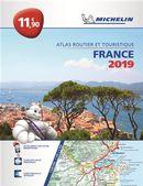 France 2019 - Atlas routier et touristique