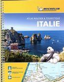 Italie 2019 - Atlas routier & touristique