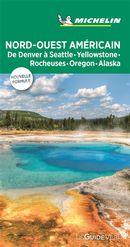 Nord-Ouest Américain - Guide Vert9791026818731
