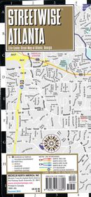 Streetwise Atlanta map