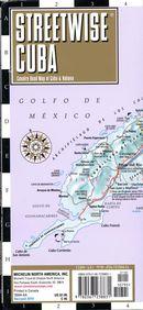 Streetwise Cuba map