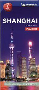 Shangai - Plan de ville plastifié