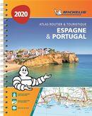 Espagne & Portugal Atlas routier et touristique 2020