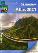 North America Atlas Large Format 2021