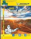 Michelin North America Road Atlas 2022 - 19e édition