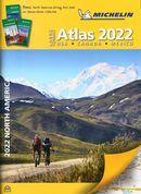Michelin North America Large Format Atlas 2022