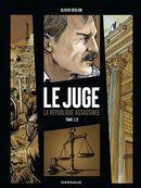 Le Juge 01 : La république assassinée
