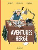 Les aventures d'Hergé N.E.