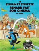 Sylvain et Sylvette 62 : Renard fait son cinéma