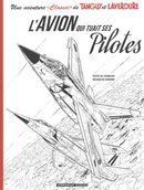 Tanguy et Laverdure 02 N&B : L'avion qui tuait ses pilotes