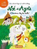 Noé et Azote 03  Bienvenue chez les trolls!