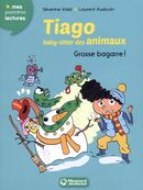 Tiago, baby-sitter des animaux 05 : Grosse bagarre !