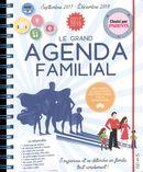 Le grand agenda familial 2017-2018