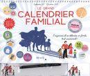 Le grand calendrier familial 2017-2018