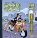Mon carnet secret - Garçon 02 : Agent secret et moto
