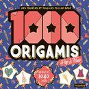 1000 origamis : Pop & fluo