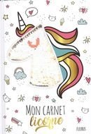 Mon carnet secret - Licorne