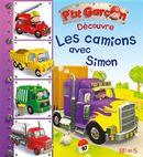 Les camions avec Simon