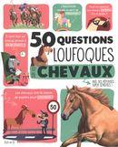50 questions loufoques sur les chevaux