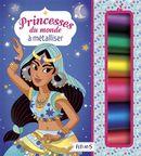 Princesses du monde à métalliser