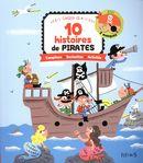 Contes et + : 10 histoires de pirates