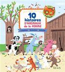 Contes et + : 10 histoires d'animaux de la ferme