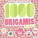 1000 origamis So sweet