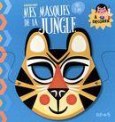 Mes masques de la jungle à décorer