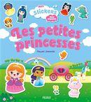 Les petites princesses - Mes stickers Trop mignons