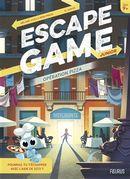 Escape Game : Opération pizza N.E.