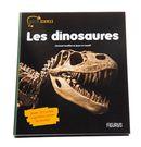 Les dinosaures - Avec 12 cartes à gratter pour te tester