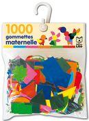 Sachet 1000 Grandes Gommettes