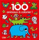 100 animaux à colorier!