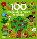 100 images de la nature à colorier!