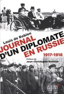 Journal d'un diplomate en Russie : 1917-1918