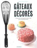 Gâteaux décorés