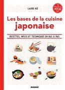 Les bases de la cuisine japonaise N.E.