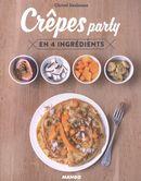 Crêpes party en 4 ingrédients