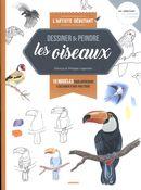 Dessiner & peindre les oiseaux