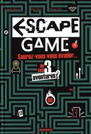 Escape game : Saurez-vous vous évader de ces 3 aventures ?